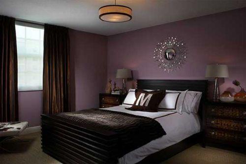 Cortinas de color negro para dormitorio