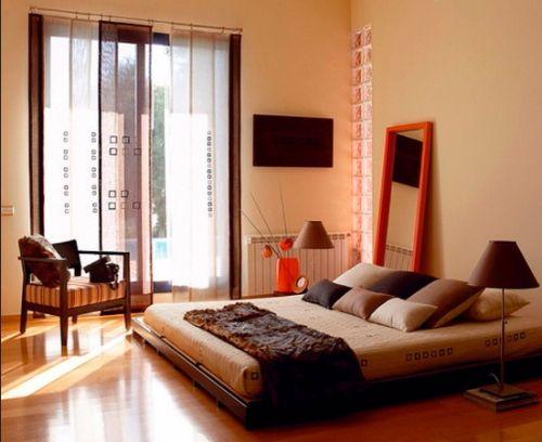 cortinas modernas para dormitorio de matrimonio
