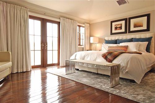 Cortinas modernas para habitación