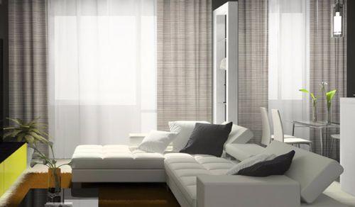 Cortinas para dormitorio de matrimonio claras