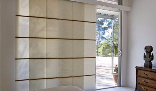 Tienda de cortinas en valencia exposicin de cortinas en - Muebles japoneses barcelona ...