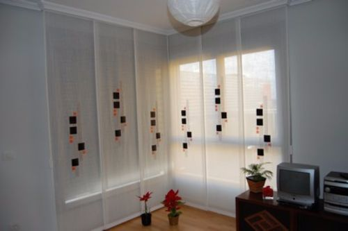 Cortinas modernas para dormitorios de matrimonio | El Stor - photo#13